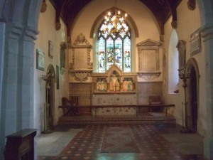 Altar, St Mary Wootton