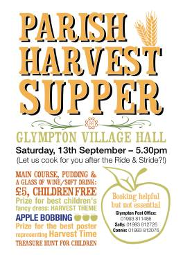 Harvest supper A5 advert1